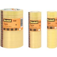 Nastro trasparente Scotch® 508 - 19 mm x 33 m - 508-1933 (conf.8)