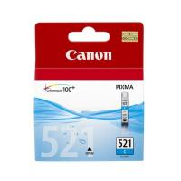 Originale Canon inkjet serb. ink. security Chromalife 100+ CLI-521 C - 9 ml - ciano - 2934B009