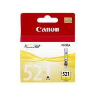 Originale Canon inkjet serb. ink. security Chromalife 100+ CLI-521 Y - 9 ml - giallo - 2936B008