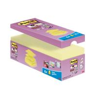 Foglietti Post-it® Super Sticky a 'Z' Value Pack - 76x76 mm - giallo Canary™ - R330-SSCY-VP20 (conf.20)