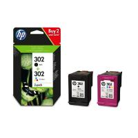Originale HP inkjet combo pack cartucce 302 - nero +colore - X4D37AE