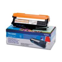 Originale Brother laser toner 328 - ciano - TN-328C