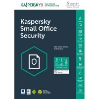 Kaspersky Small office Security - licenza - 5 PC+5Android+1File Server - KL4533XBEFS-IT