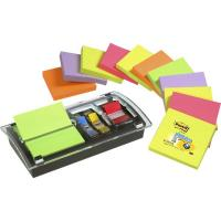 Ricariche Post-it® Z-Note con dispenser Millenium - 76x76 mm - DS100VP (conf.12)