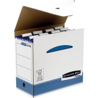 Contenitore per cartelle sospese Bankers Box System Fellowes - 0026801 (conf.10)