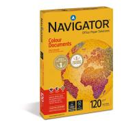 Carta colour documents Navigator - A4 - 120 g/mq - 128 µm - NCD1200056 (conf.8)