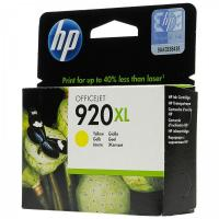 Originale HP inkjet cartuccia 920XL - giallo - CD974AE